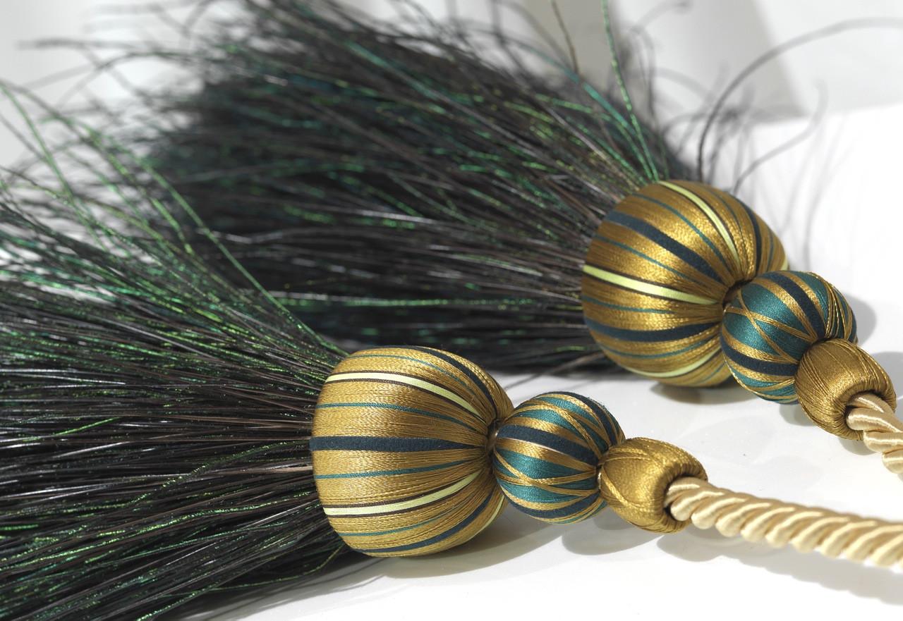Peacock Tieback Feather Tiebacks Curtain Tiebacks And Tie Bands