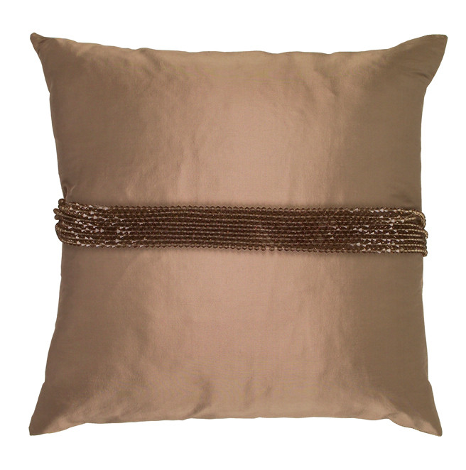 CRYSTAL BAND CUSHION