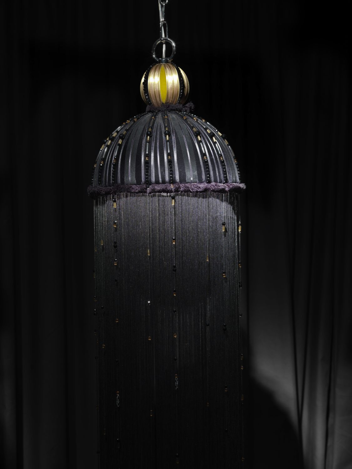 MINI GARGANTUA TASSEL LIGHT