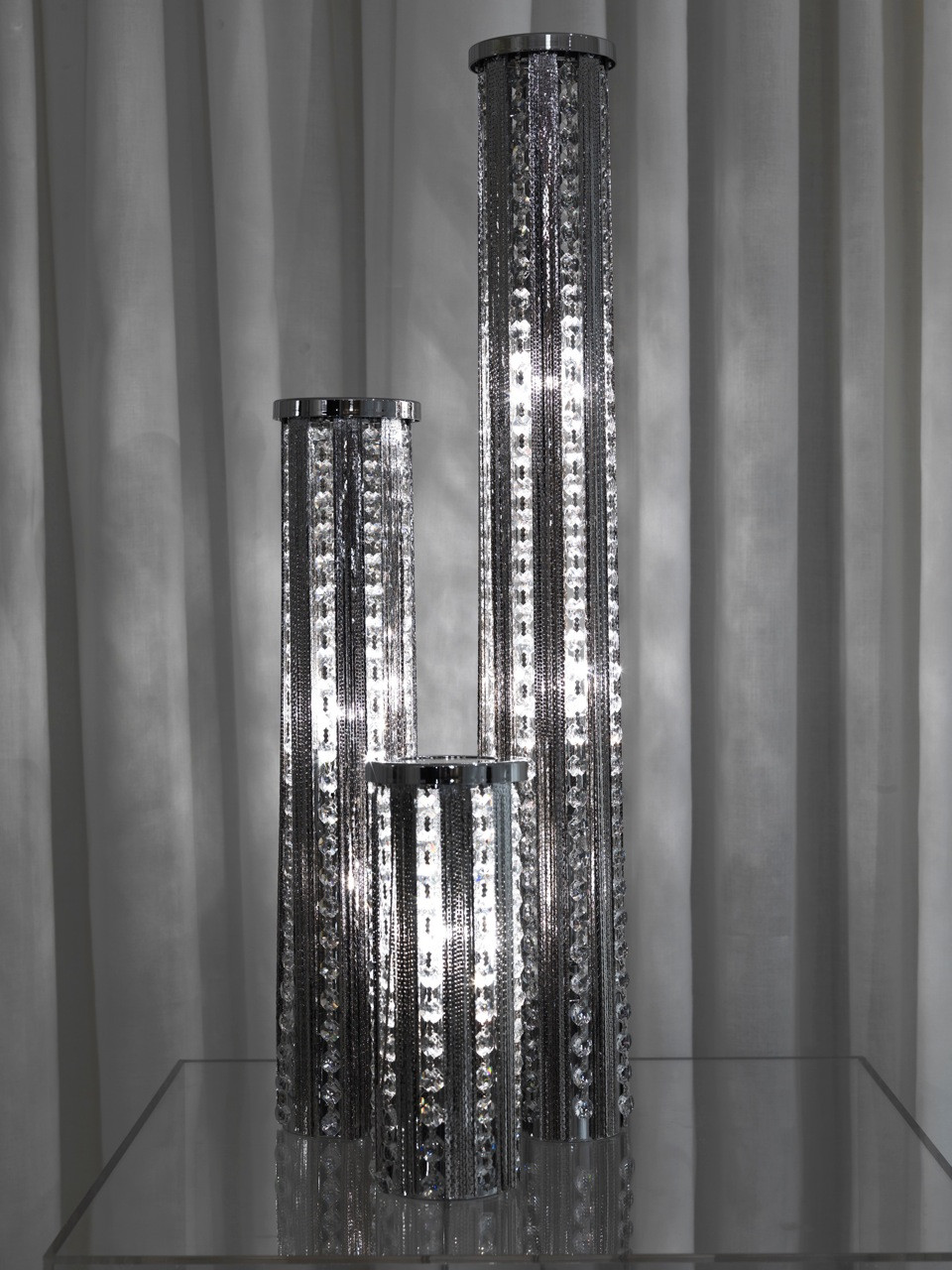HALO TABLE LAMP CLUSTER