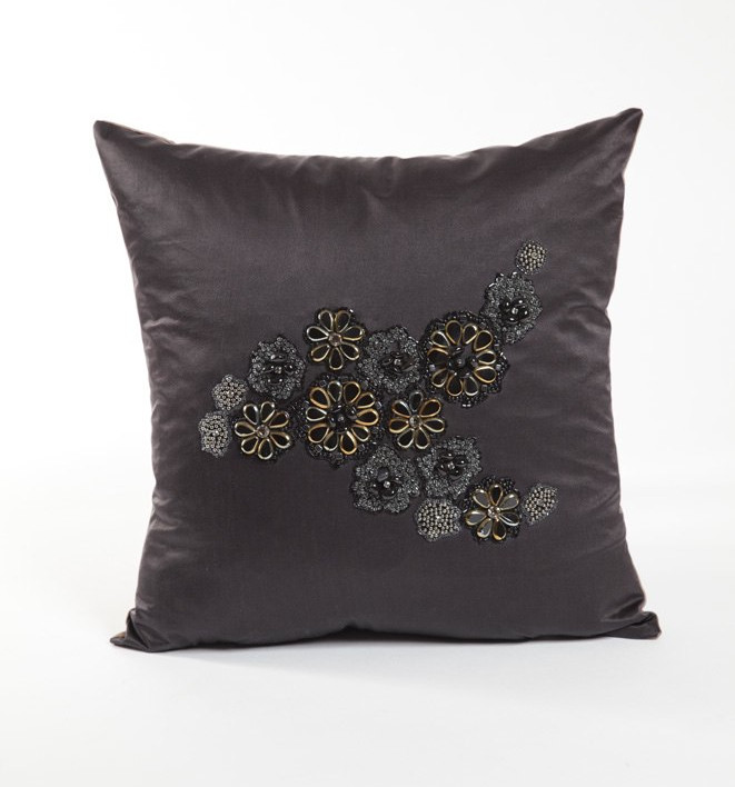 Blossom Embellished Cushion Cushion Collection