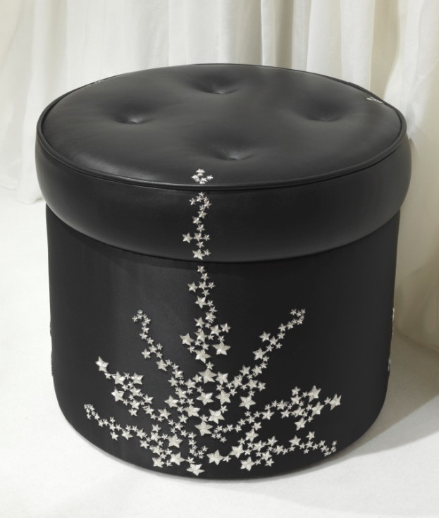 SHOOTING STAR FOOTSTOOL