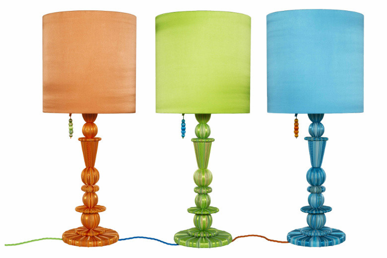 CIRCUS TABLE LAMP CLUSTER