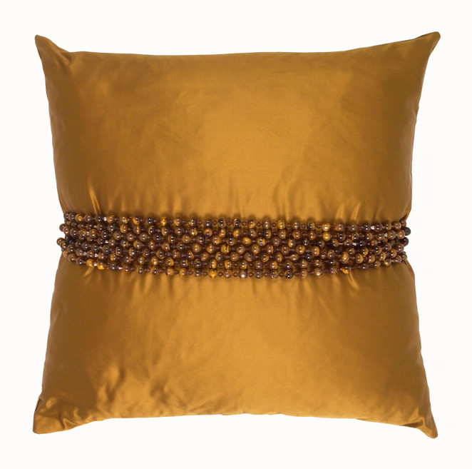 TIGER EYE BAND CUSHION