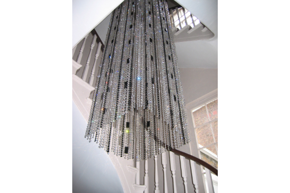 Bespoke Lighting For Entrance Areas Hallways And Stairwells