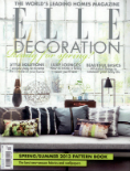 ELLE DECORATION - APRIL 2013