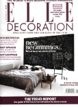 ELLE DECORATION - SEPTEMBER 2011