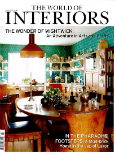 THE WORLD OF INTERIORS - JULY 2011